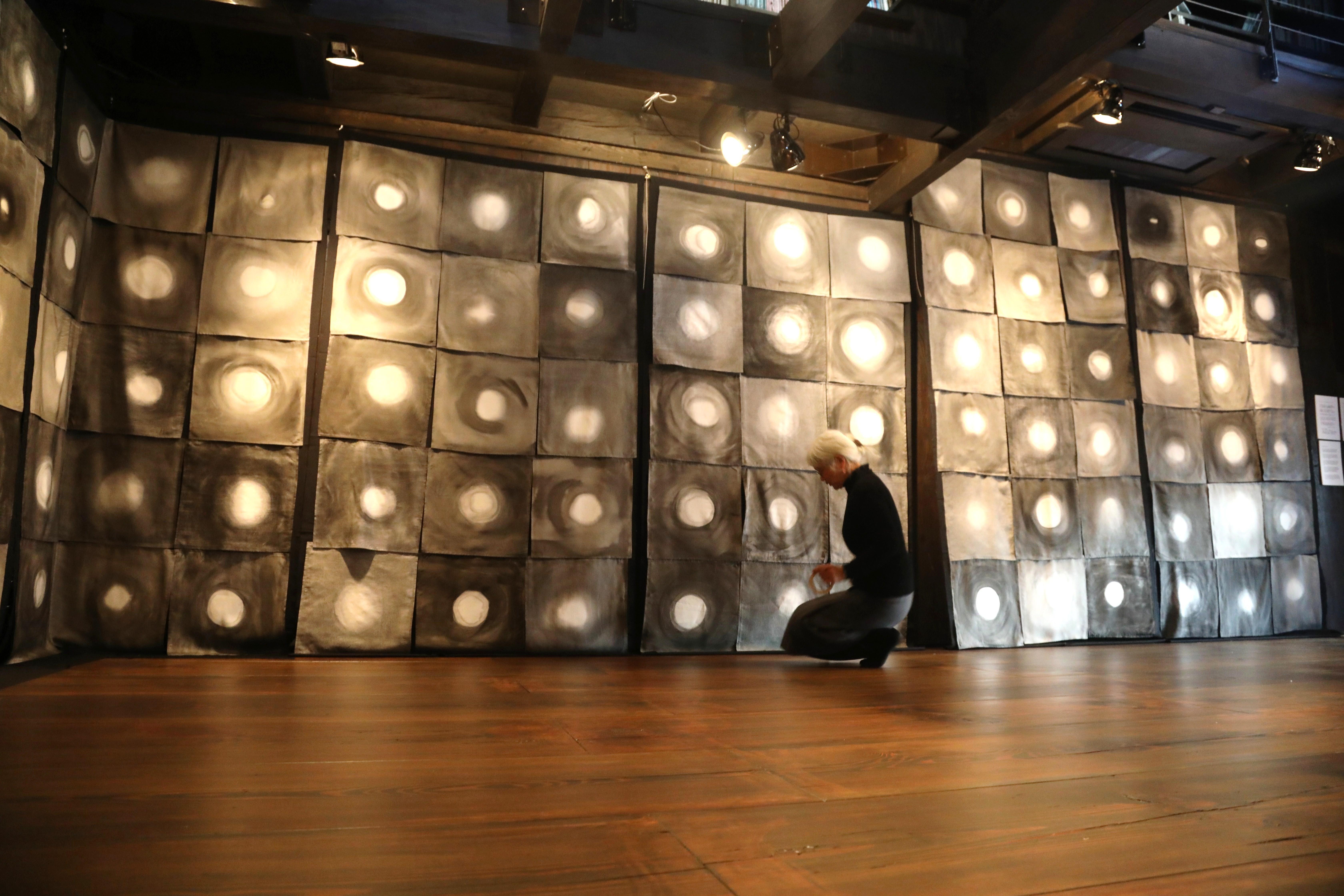 ―872枚の墨絵を並べるだけの展覧会―「戦争レクイエム」イン・サンクトペテルブルグ 日本発・世界へ向けて・平和への祈り