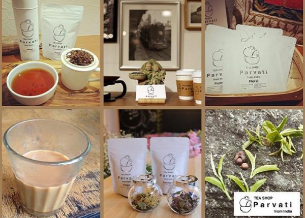 本格ダージリンティーと焼き菓子のお店「Tea Shop Parvati」をオープンしたい