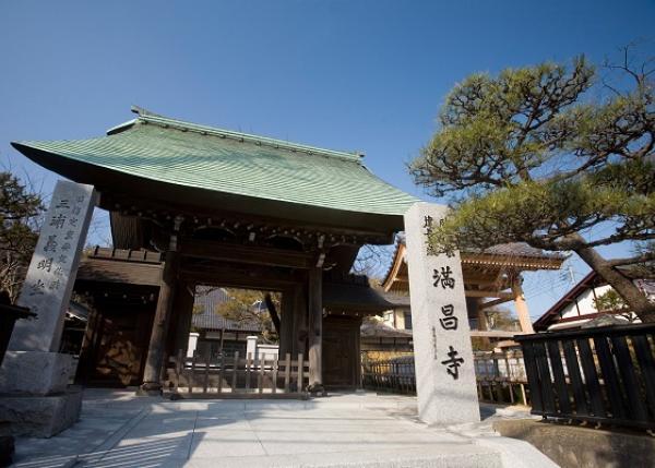 鎌倉武士 三浦大介義明公墓所を未来へ残したい! 源頼朝建立 満昌寺台風被害復旧プロジェクト