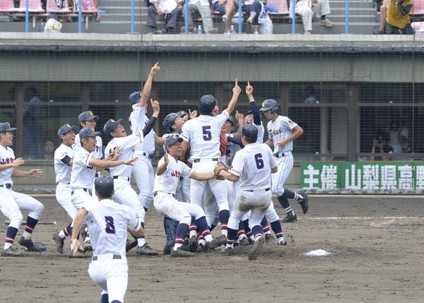 【山梨県】高校野球の独自大会開催にご支援を!(受付終了)
