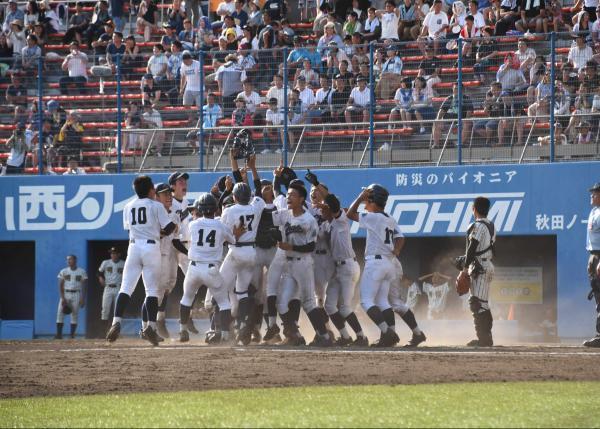 【秋田県】高校野球の独自大会開催にご支援を!