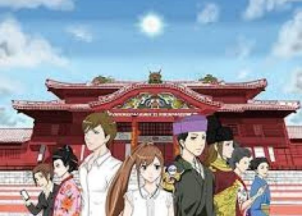 琉球ファンタジー「てだしろのくにうた」を漫画化し世界へ発信したい!