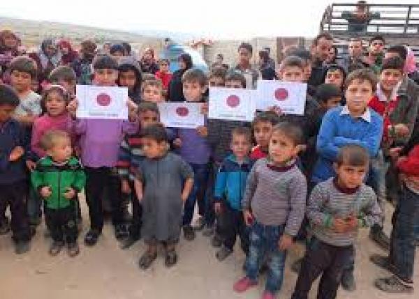 シリア難民キャンプの子ども達に教育を届けるため、シリアに「学校」を設立したい!