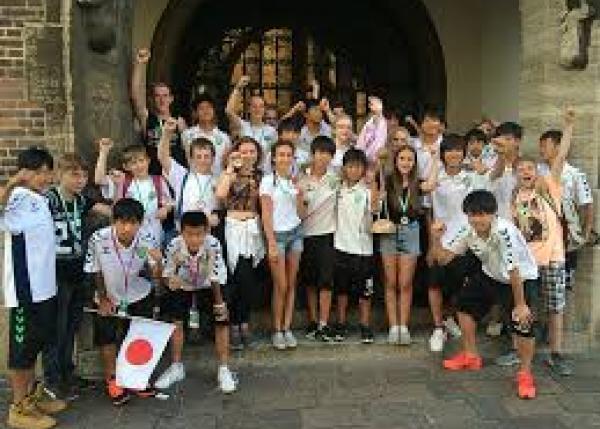 サッカーレジェンド奥寺康彦が率いる、アジア初の中学生国際大会を成功させたい!