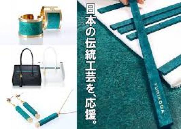 """ブランド""""FUMIKODA""""が高岡銅器とコラボ、日本の職人文化を応援したい!"""