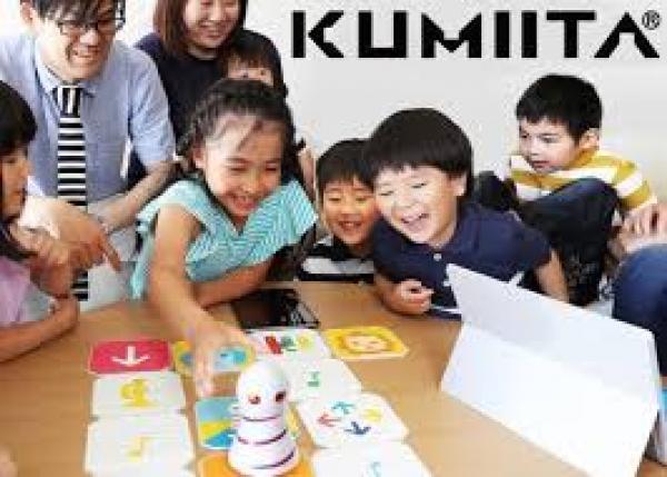 乳幼児向けプログラミングおもちゃKUMIITAのぼうけんキットの開発量産をしたい