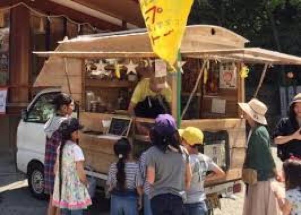 ソーラーキッチンカーで全国の被災地の子供たちを元気づけたい!