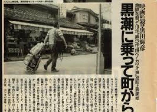 震災前の岩手県大槌町の映像を映画化。大槌町民に観てもらいたい