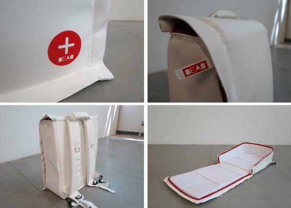 赤ちゃんのための防災マザーズバッグ