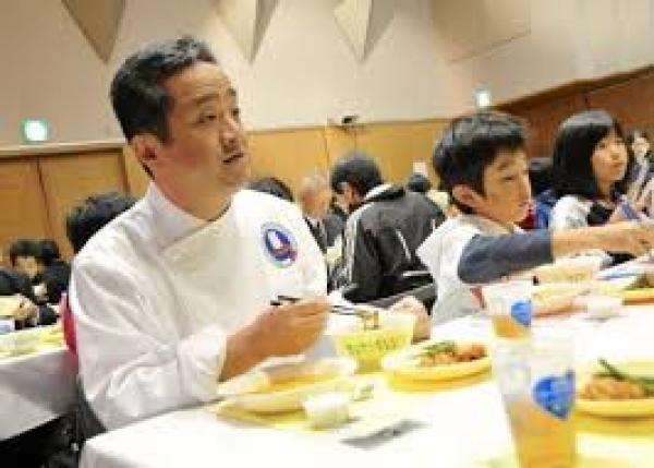 食育推進企画!シェフ×アスリート『少年野球教室×勝ちごはん in 熊本』を開催