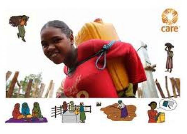 イラスト&クイズ満載!アフリカの女の子の1日が体験できる「すごろく」を作りたい!