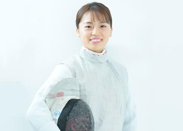 和歌山県のアスリート・フェンシング 東莉央 応援プロジェクト