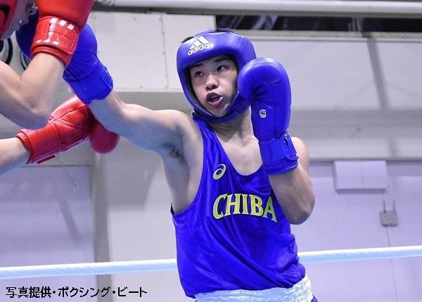 千葉県のアスリート・ボクシング 堤麗斗 応援プロジェクト