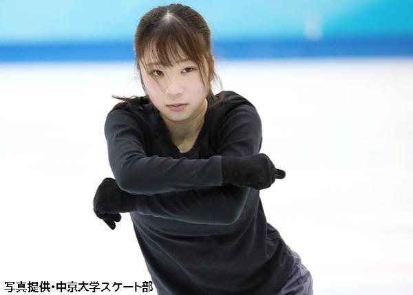 愛知県のアスリート・フィギュアスケート 笠掛梨乃 応援プロジェクト