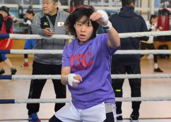 鳥取県のアスリート・ボクシング 入江聖奈 応援プロジェクト