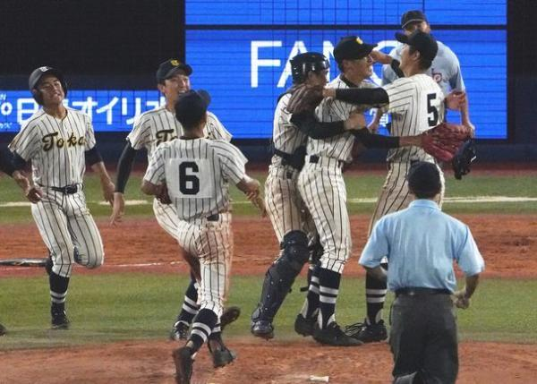 【神奈川県】2021年夏 高校野球の神奈川大会にご支援を!